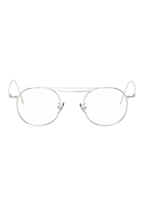 Cutler And Gross Silver 1268 Glasses