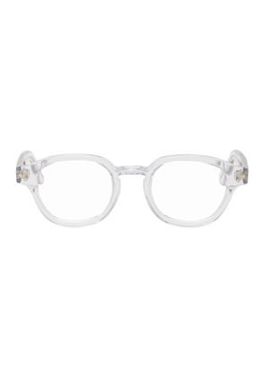 Cutler And Gross Transparent 1290-09 Glasses