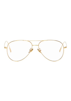 Cutler And Gross Gold 1266 Glasses