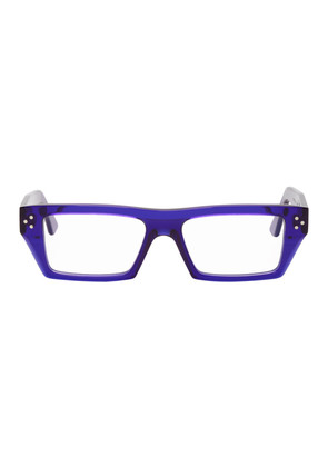 Cutler And Gross Blue 1294-01 Glasses