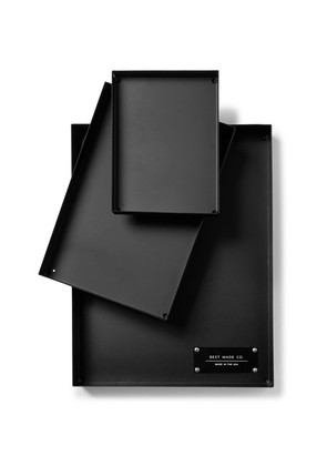 Best Made Company - Steel Desk Organisers - Black