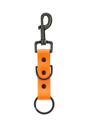 The Celect strap keychain - Orange