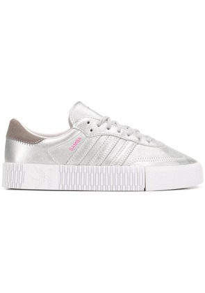 Adidas Samba low-top sneakers - Silver