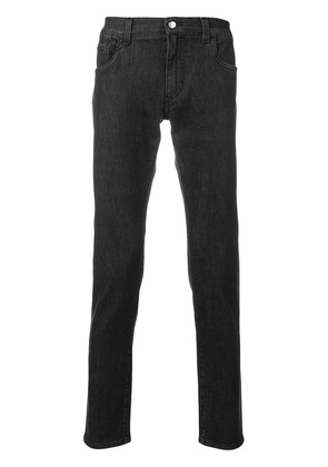 Dolce & Gabbana tapered jeans - Black