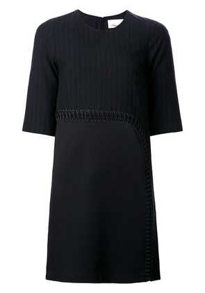 3.1 Phillip Lim pinstripe shift dress - Black