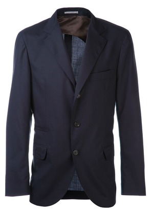 Brunello Cucinelli travel jacket - Blue
