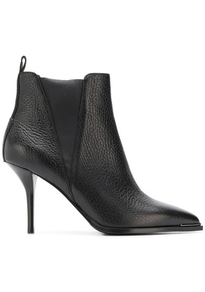 Acne Studios Jemma Grain stiletto boots - Black