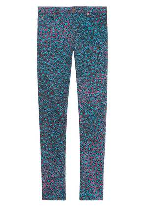 Gucci Super skinny denim pants - Blue
