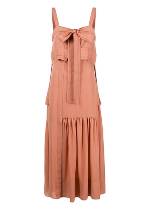 3.1 Phillip Lim long gown - Pink