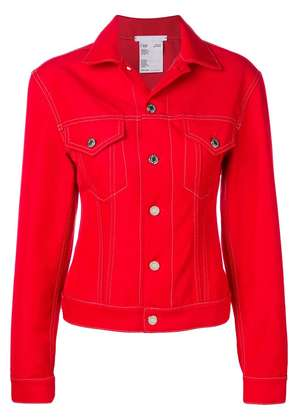 Helmut Lang denim jacket - Red