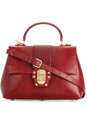 Dolce & Gabbana Lucia shoulder bag - Red