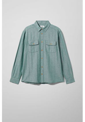 Deck Shirt - Turquoise