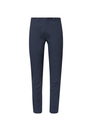 Arc'teryx Veilance - Indisce Slim-fit Panelled Gore Windstopper Trousers - Navy