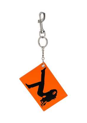 Calvin Klein Jeans Est. 1978 Icon keychain - Orange