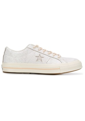 Converse One Star low top sneakers - White