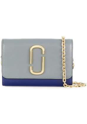 Marc Jacobs Snapshot chain wallet - Blue