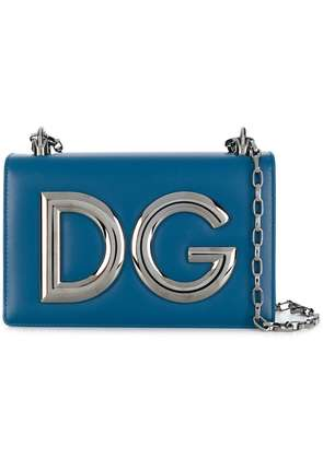 Dolce & Gabbana DG Girls shoulder bag - Blue