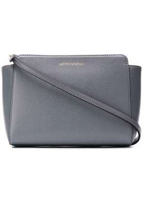 Emporio Armani small cross body bag - Grey