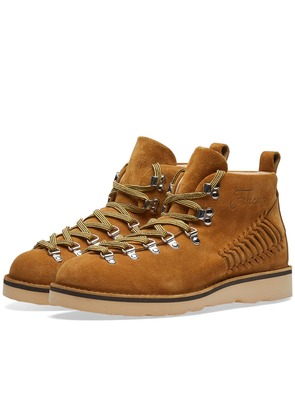 Fracap M120 Heronimo Boot Camel Suede