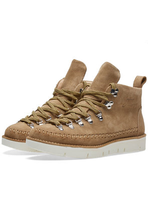 Fracap M125 Indian Boot Taupe Suede