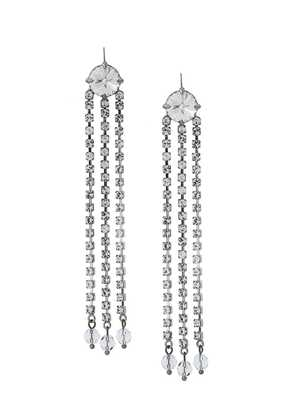 Miu Miu drop earring - Metallic