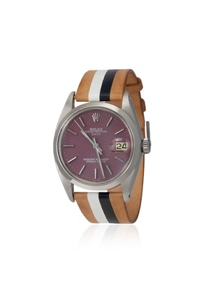 La Californienne light purple Mauve Mariner Rolex Oyster Perpetual