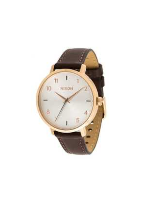 Nixon arrow leather watch - Brown