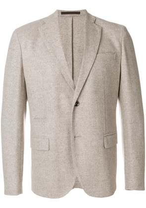 Eleventy two button blazer - Neutrals