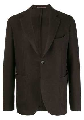 Eleventy fitted blazer - Brown