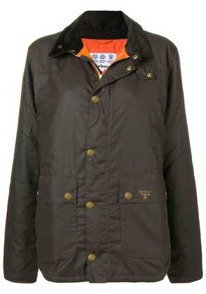 Barbour Beacon Stybarrow waxed jacket - Brown