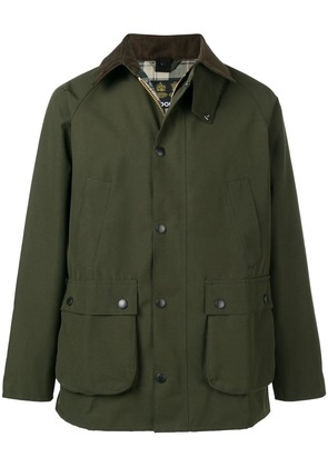 Barbour classic zipped jacket - Green