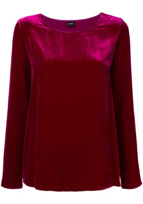Aspesi fitted blouse - Pink