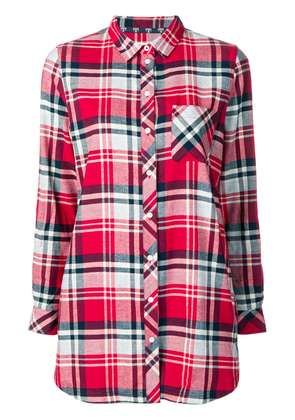 Barbour Bressay check shirt - Red