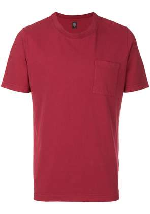 Eleventy basic T-shirt - Red