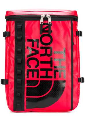 The North Face printed backpack - Red