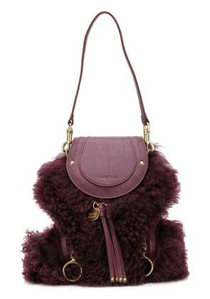 See By Chloé Olga small backpack - Pink