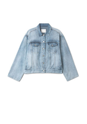 Ditto Spring Blue Jacket - Blue