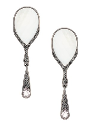 Camila Klein Madre Ouro earrings - Metallic