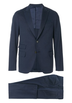 Eleventy two piece suit - Blue