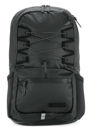 Makavelic Ludus Spider backpack - Black