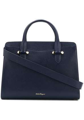 Salvatore Ferragamo medium Today bag - Blue