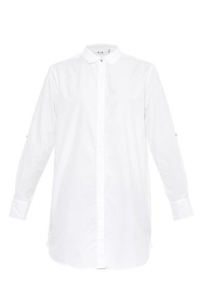 M.i.h Jeans - Oversized Cotton Shirt - Womens - White