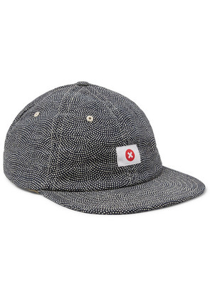 Best Made Company - Logo-appliqued Indigo-dyed Cotton Baseball Cap - Indigo