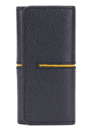Tod's leather key holder - Blue