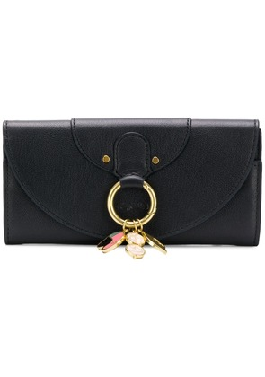 See By Chloé Hana continental wallet - Blue