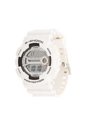 G-Shock digital watch - White