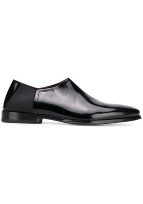 Dolce & Gabbana pointed toe loafers - Black