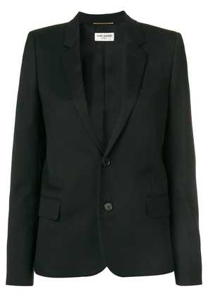 Saint Laurent single-breasted blazer - Black