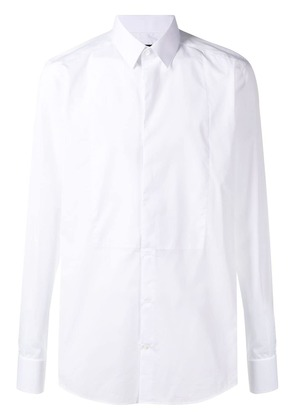 Dolce & Gabbana plain shirt - White