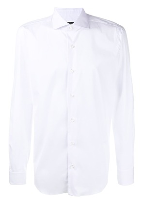 Barba button-down shirt - White